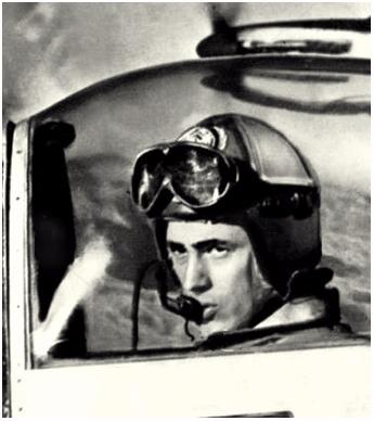 piloot overlijd tijdens vlucht