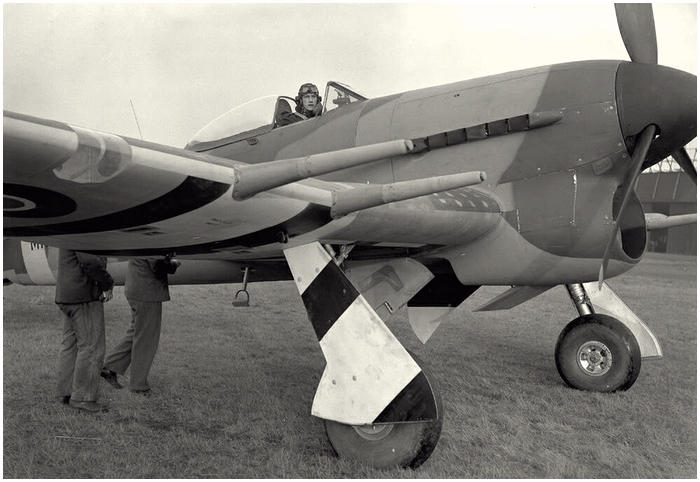 Typhoon the testing was very satisfactory and the new canopy was introduced in the later models of the typhoon the mk ib altavistaventures Choice Image