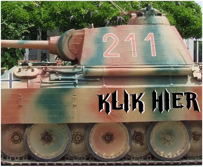 aantal tanks nederland
