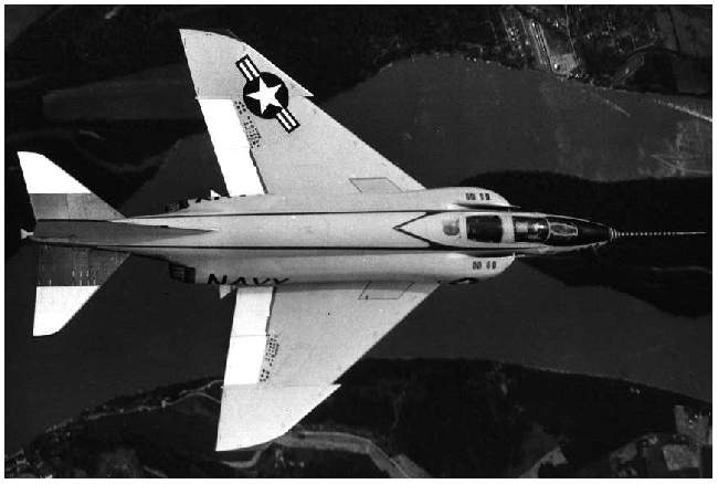 McDonnell Douglas F-4 Phantom II F4H-I